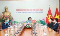 Die Delegation der KPV nimmt an Sitzung des Ständigen Ausschusses der ICAPP teil