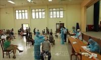 Vietnam meldet am Montag 12.481 Covid-19-Neuinfektionen