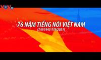 Stolz auf 76. Gründungstag der Stimme Vietnams
