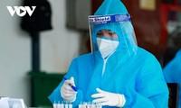 Am Donnerstag meldet Vietnam weitere 1.402 Covid-19-Genesene