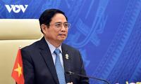 Nationaler Dialog zwischen Vietnam und WEF: Umsetzung vietnamesischer Entwicklungsziele