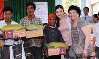 新兴起的慈善旅游活动