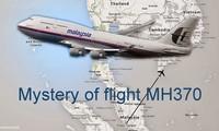 马来西亚、澳大利亚和中国共同审议继续搜寻MH370计划