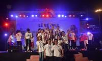 2016年越南夏令营闭幕:海外青年侨胞对民族传统引以自豪