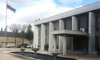 俄罗斯驻叙利亚大使馆遭袭