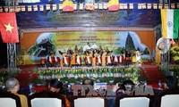 2017年第二次印度佛教文化节在越南举行