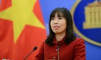 越南强烈谴责一切形式的绑架和野蛮杀害人质行径