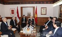 越南与印度尼西亚推动和扩大所有领域合作