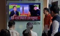 国际社会反对并加强应对朝鲜试爆氢弹
