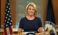 美国与朝鲜对话可以在适合时间进行