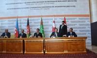 五国达成建设连接亚欧运输线的协议