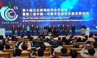 越南出席第十届泛北部湾经济合作论坛
