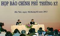 Die vietnamesische Regierung bemüht sich um Wirtschaftsstabilität
