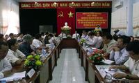 Lernen und arbeiten nach dem Vorbild Ho Chi Minhs in Provinzen in Zentralvietnam