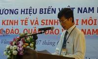 Vietnam veranstaltet zum dritten Mal ein Forum für Hafen- und Meereswirtschaft