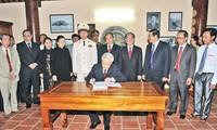 Feier zum 110. Geburtstag des KPV-Generalsekretärs Le Hong Phong