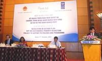 Nationales Zielprogramm zur Armutsminderung veröffentlicht