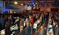 Vietnam nimmt an der Interpol-Konferenz in Rom teil