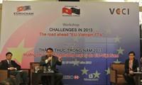 Großes Potential im Handel zwischen Vietnam und EU
