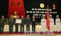 Landeskonferenz des Veteranenverbands eröffnet