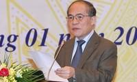 Online-Konferenz zur Sammlung der Bürgermeinungen zur geänderten Verfassung