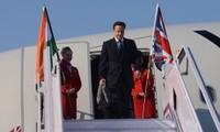 Britischer Premierminister besucht Indien zur Handelsförderung