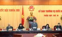 Ständiger Parlamentsausschuss: Kontrolle über Aufenthalt soll gestärkt werden