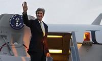 US-Außenminister besucht Saudi Arabien