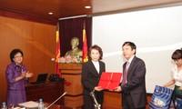 """Kooperation zwischen """"Stimme Vietnams"""" und Thailands Presseamt"""