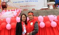 Fest des Roten Frühlings zur Blutspende