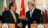 USA und Israel begrüßen neue Stellungnahme der Arabischen Liga zum Landtausch