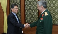 Verstärkung der Verteidigungskooperation zwischen Vietnam und USA