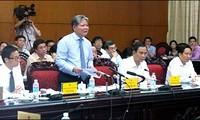 Justiz- und Umweltminister stellen sich der Befragung des Parlamentsausschusses