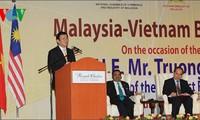 Strategische Partnerschaft zwischen Vietnam und Malaysia