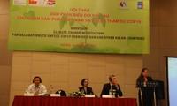 Verbesserung der Verhandlungsfähigkeit über Klimawandel für Vietnam und ASEAN