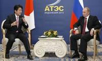 Russland und Japan einigen sich auf Verhandlung über Territorium
