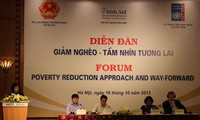 Vietnam ändert die Annäherungsmethode zur Armutsbekämpfung