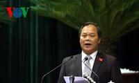 Parlamentsbericht über die 12 Inhalte des geänderten Verfassungsentwurfs