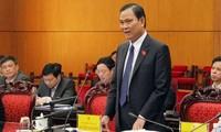 Innenminister Nguyen Thai Binh: Personalkürzung ist notwendig