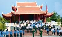 Gedenkkomplex für Präsident Ho Chi Minh in Ca Mau eingeweiht