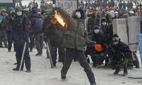 Präsident Janukowitsch kritisiert Demonstrationen als extremistische Handlung