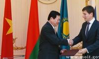 Vierte Verhandlung über das Freihandelsabkommen Vietnam mit Zollunion