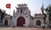 Kulturraum im Gebiet Ninh Giang in Nordvietnam