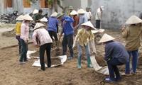 Neugestaltung ländlicher Räume in Thuy Van