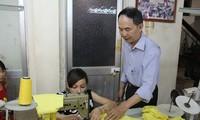Tran Duyen Hai, der von den Ratschlägen des Präsidenten Ho Chi Minh lernt