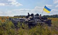 Ukraine öffnet Offensive im Osten