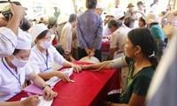 Förderung der Gesundheitsversorgung im Insel- und Meeresgebiet Vietnams bis 2020
