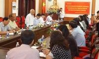 Arbeitsgruppe des Rates für ethnische Minderheiten des Parlaments auf Dienstreise in Dak Lak