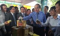 Tag der vietnamesischen Unternehmer gefeiert