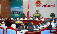 Regierungssitzung für Oktober